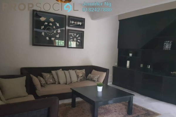 For Sale Terrace at PJS 9, Bandar Sunway Freehold Semi Furnished 4R/3B 1.25m