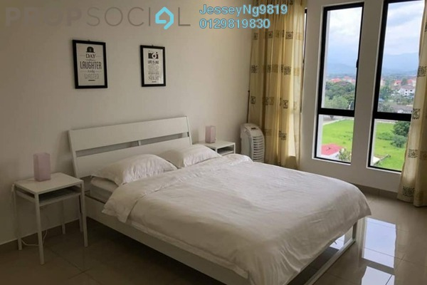 For Rent Condominium at Upper East @ Tiger Lane, Ipoh Freehold Fully Furnished 3R/2B 2.3k