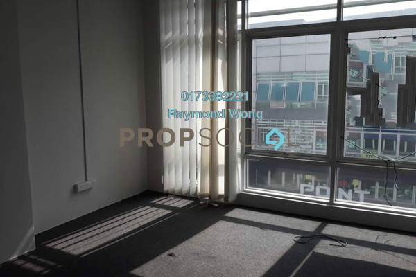 For Rent Office at Puteri 5, Bandar Puteri Puchong Freehold Semi Furnished 4R/2B 1k