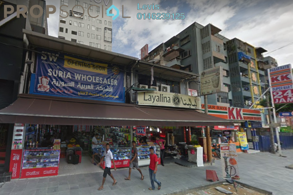 For Rent Shop at Changkat Bukit Bintang, Bukit Bintang Freehold Unfurnished 1R/1B 5k