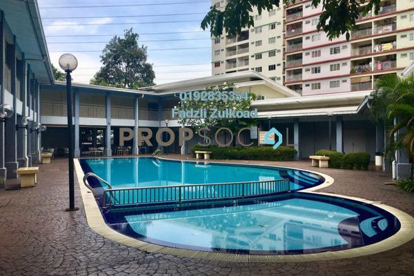 For Sale Condominium at Vista Amani, Bandar Sri Permaisuri Freehold Unfurnished 3R/2B 400k