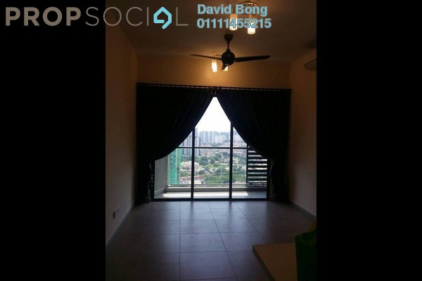 For Rent Condominium at The Petalz, Old Klang Road Freehold Semi Furnished 3R/2B 2.1k