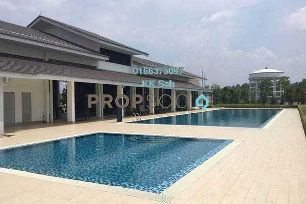 For Sale Link at Alpine @ M Residence 2, Rawang Freehold Unfurnished 4R/3B 450k