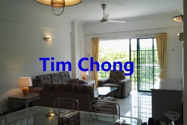 For Rent Condominium at Emerald Hill, Ampang Freehold Fully Furnished 3R/2B 1.7k