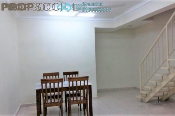 For Sale Terrace at Desa Setapak, Setapak Freehold Semi Furnished 3R/3B 450k