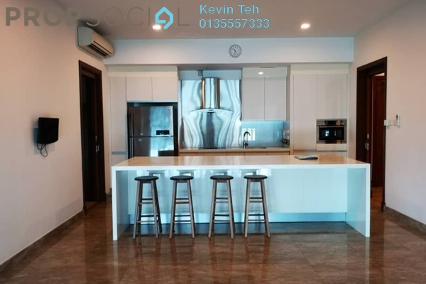 For Sale Condominium at 10 Mont Kiara, Mont Kiara Freehold Semi Furnished 4R/5B 3.2m