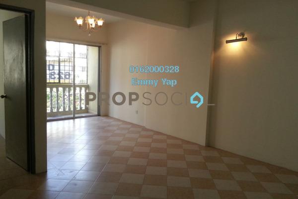 For Sale Apartment at Sri Camellia Apartment, Kajang Freehold Semi Furnished 3R/2B 210k