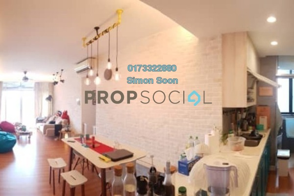 For Sale Condominium at Midfields, Sungai Besi Leasehold Fully Furnished 3R/2B 575k
