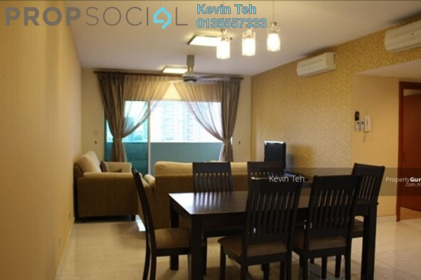 For Sale Condominium at Kiara Designer Suites, Mont Kiara Freehold Fully Furnished 3R/2B 681k