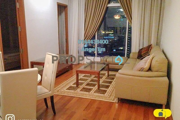 For Rent Condominium at Vipod Suites, KLCC Freehold Fully Furnished 2R/1B 5k
