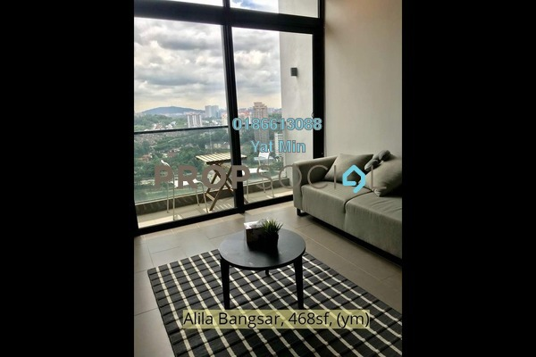 For Sale SoHo/Studio at The Establishment, Brickfields Freehold Fully Furnished 1R/1B 600k