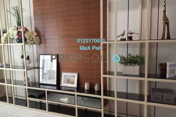 For Sale Condominium at Kiara Plaza, Semenyih Freehold Unfurnished 3R/2B 350k