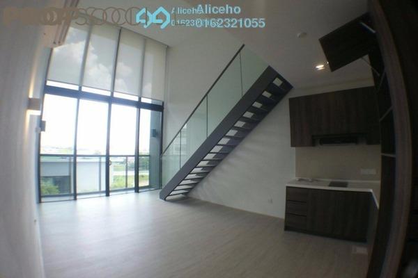 For Rent SoHo/Studio at One City, UEP Subang Jaya Freehold Semi Furnished 1R/1B 1.3k