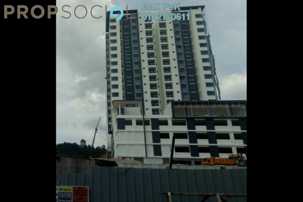For Sale Condominium at Iris Residence, Bandar Sungai Long Freehold Unfurnished 3R/2B 451k