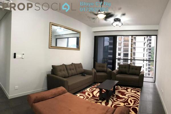 For Rent Apartment at Taman Melawati, Melawati Freehold Fully Furnished 3R/2B 3k