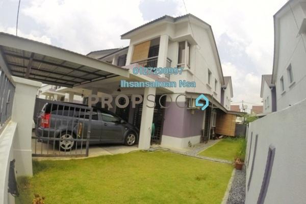 For Sale Semi-Detached at Bandar Puncak Alam, Kuala Selangor Freehold Unfurnished 4R/3B 480k
