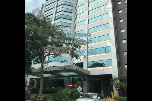 For Rent Office at Uptown 5, Damansara Utama Freehold Semi Furnished 0R/0B 11.3k