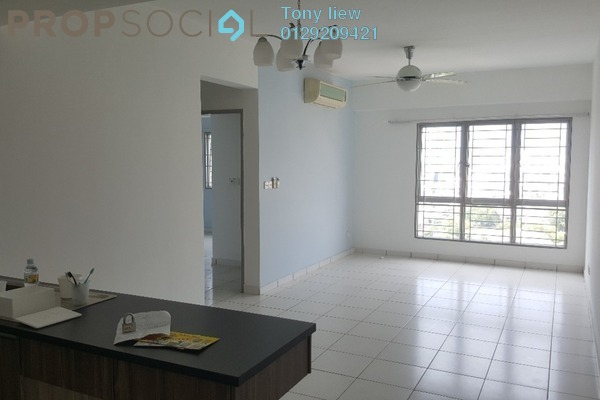 For Sale Condominium at Axis Residence, Pandan Indah Freehold Semi Furnished 2R/2B 350k