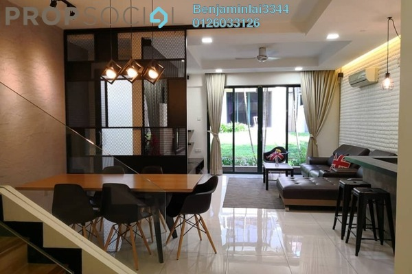 For Sale Terrace at Nadia, Desa ParkCity Freehold Fully Furnished 3R/3B 1.9m