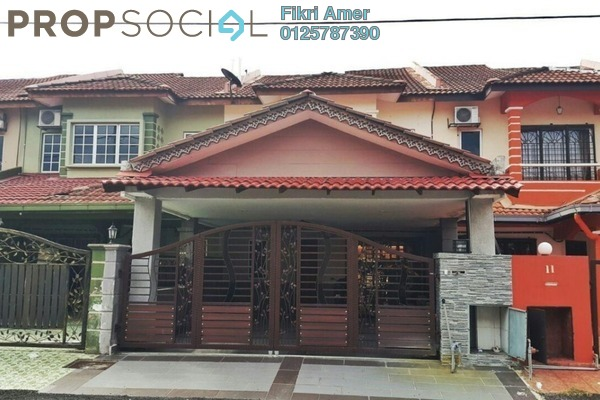 For Sale Terrace at Seksyen 3, Bandar Baru Bangi Leasehold Unfurnished 4R/3B 580k
