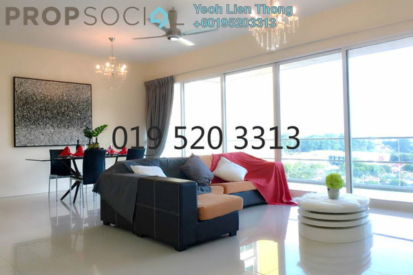 For Sale Condominium at Central Park, Green Lane Freehold Fully Furnished 5R/5B 1.29m