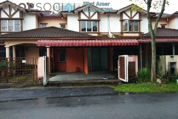 For Sale Terrace at Seksyen 8, Bandar Baru Bangi Leasehold Unfurnished 4R/3B 540k