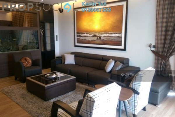 For Sale Condominium at Mont Kiara Aman, Mont Kiara Freehold Fully Furnished 4R/4B 2m