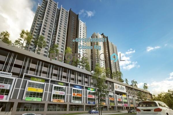 For Sale Serviced Residence at Plaza Kelana Jaya, Kelana Jaya Freehold Unfurnished 2R/1B 360k
