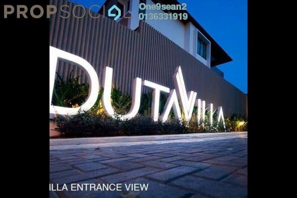 For Sale Superlink at Duta Villa, Setia Alam Freehold Unfurnished 4R/5B 1.6m