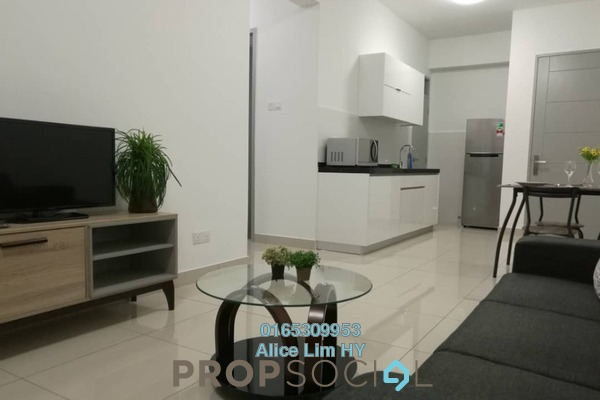 For Rent Condominium at Tropicana Bay Residences, Bayan Indah Freehold Fully Furnished 2R/2B 2.2k