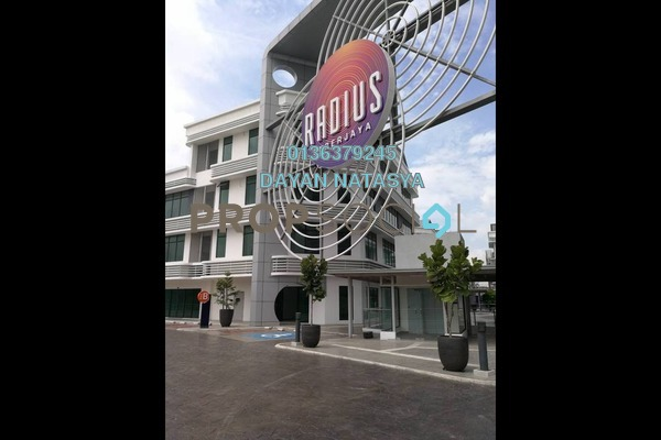 For Rent Office at Radius Business Park, Cyberjaya Freehold Unfurnished 1R/0B 1.5k