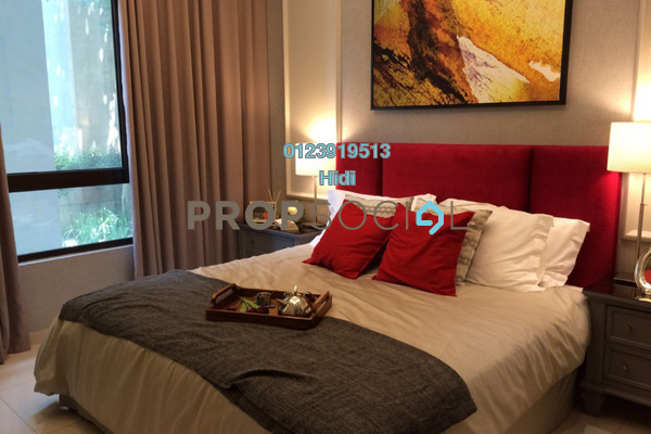 For Rent Serviced Residence at Hyde Tower, Shah Alam Freehold Fully Furnished 1R/1B 1.3k