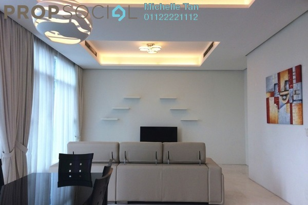 For Sale Duplex at Quadro Residences, KLCC Freehold Fully Furnished 3R/2B 1.93m