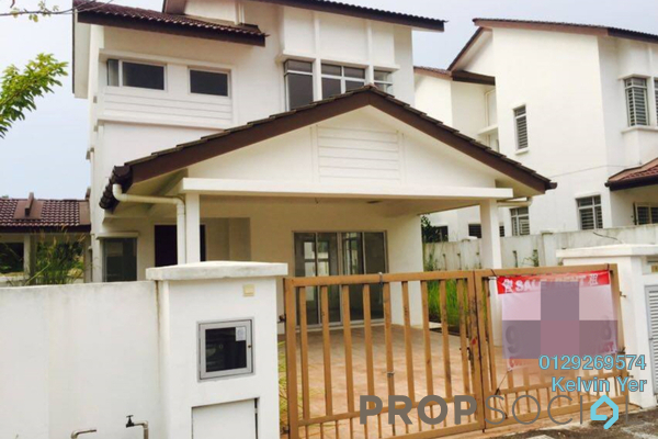 For Sale Semi-Detached at Amberley, Rawang Freehold Semi Furnished 5R/4B 710k