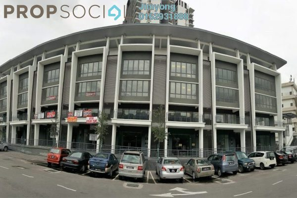 For Rent Shop at Selayang 18, Selayang Freehold Unfurnished 0R/1B 6k