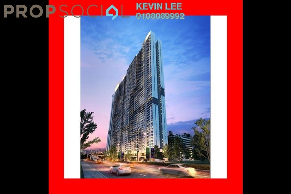 For Sale Serviced Residence at M Vertica, Cheras Freehold Semi Furnished 3R/2B 440k