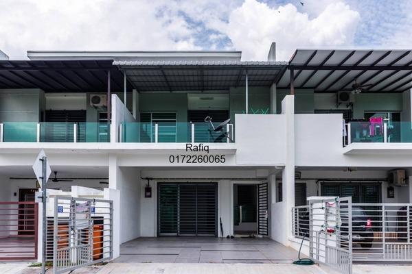 For Sale Link at Alconix, Bandar Sri Sendayan Freehold Unfurnished 5R/3B 480k