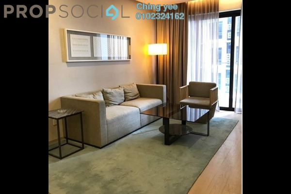 For Sale Condominium at 188 Suites, KLCC Freehold Fully Furnished 1R/1B 700k