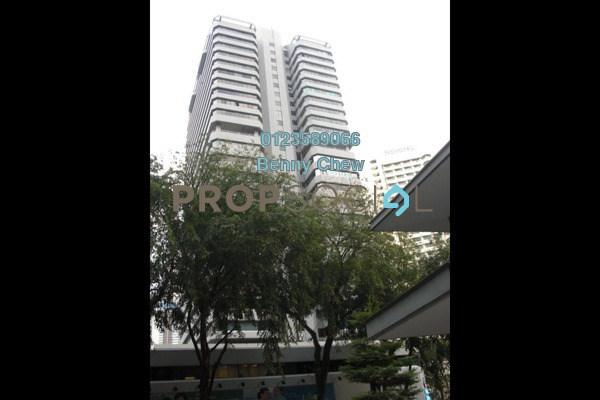 For Rent Office at Wisma Cosway, KLCC Freehold Semi Furnished 0R/0B 3.2k
