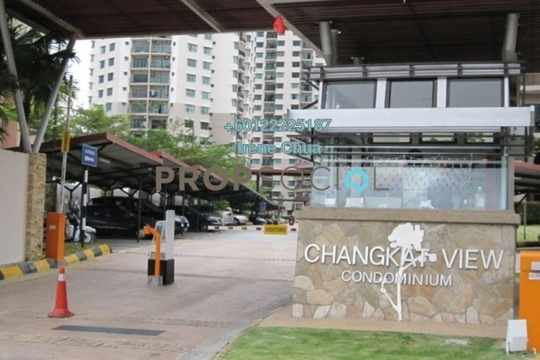 For Sale Condominium at Changkat View, Dutamas Freehold Semi Furnished 3R/2B 510k