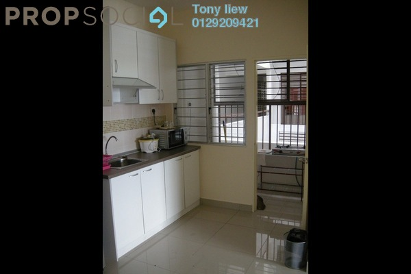 For Rent Apartment at Putra Suria Residence, Bandar Sri Permaisuri Freehold Unfurnished 3R/2B 1.6k