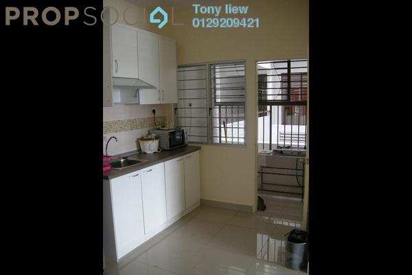 For Rent Apartment at Putra Suria Residence, Bandar Sri Permaisuri Freehold Unfurnished 3R/2B 1.6k