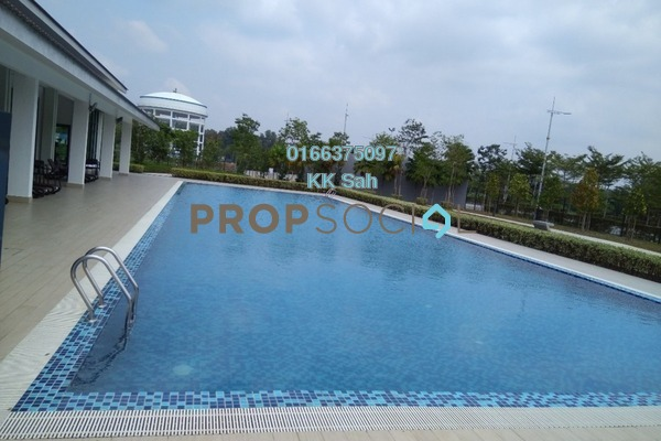 For Sale Link at M Residence 2, Rawang Freehold Unfurnished 4R/3B 460k