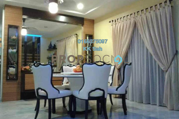For Sale Semi-Detached at Taman Mewah Jaya, Klang Freehold Semi Furnished 4R/3B 780k