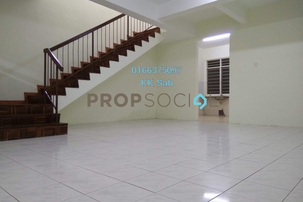 For Sale Terrace at Section 3, Bandar Mahkota Cheras Freehold Semi Furnished 4R/3B 470k