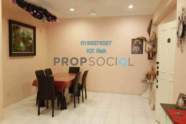 For Sale Condominium at Evergreen Park, Bandar Sungai Long Freehold Fully Furnished 3R/2B 405k
