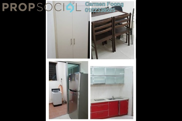 For Rent Condominium at Connaught Avenue, Cheras Freehold Semi Furnished 1R/1B 450translationmissing:en.pricing.unit