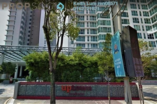 For Rent Condominium at Uptown Residences, Damansara Utama Freehold Fully Furnished 1R/1B 2.5k