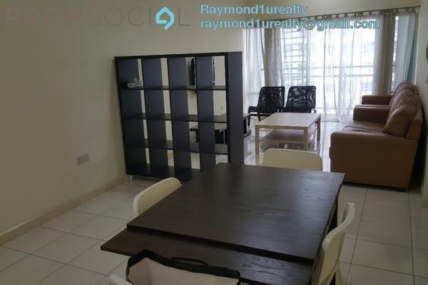 For Rent Condominium at Metropolitan Square, Damansara Perdana Freehold Fully Furnished 0R/2B 2.3k