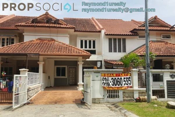 For Rent Terrace at Mutiara Homes, Mutiara Damansara Freehold Semi Furnished 4R/3B 2.45k